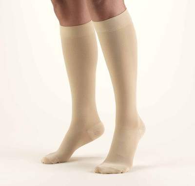 Truform Classic Medical - Knee High Unisex 20-30mmHg - Closed Toe