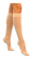 Sigvaris 120 Sheer Fashion Hosiery - Knee High 15-20mmHg