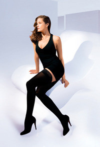 Sigvaris 840 Soft Opaque - Thigh High 20-30mmHg
