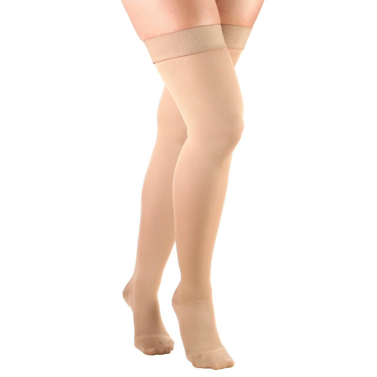 011f247ce66 Truform Opaque - Thigh High 15-20mmHg - Select Socks Inc.