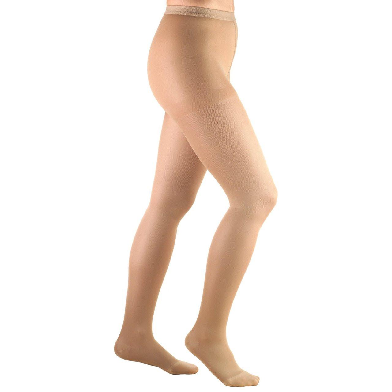 a1fcfae489f4c Truform Opaque - Pantyhose 15-20mmHg - Select Socks Inc.