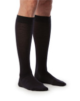 Sigvaris 242 All-Season Merino Wool - Knee High for Men 20-30mmHg