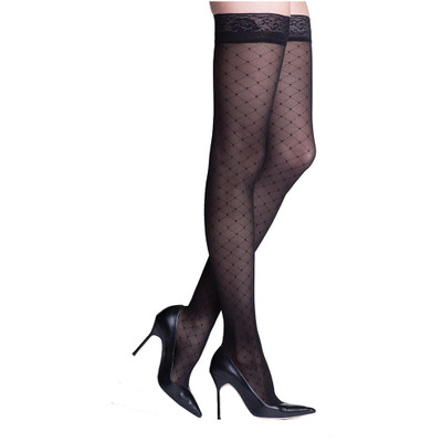 Sigvaris 711 Allure - Thigh High