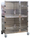 Stainless Steel Cage Assembly with Kat Portal, 4'