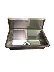 Wall Mounting Scrub Sink, 23x33