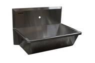 Scrub Sink, 1 hole