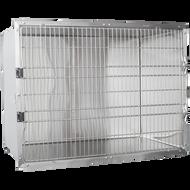 Single Door 48x36 Stainless Steel Cage (d902.4836.00 )