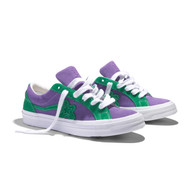GOLF LE FLEUR TWO TONE - PURPLE HEART