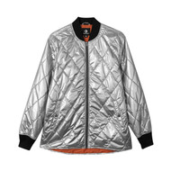 CONVERSE X GOLF METALLIC BOMBER JACKET