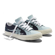 GOLF LE FLEUR* OX TWO TONE - BARELY BLUE/PATRIOT BLUE/EGRET