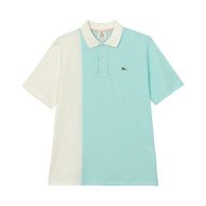COLORBLOCK POLO - BLUE by GOLF le FLEUR* and LACOSTE