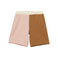 COLORBLOCK SHORTS - PINK by GOLF le FLEUR* and LACOSTE