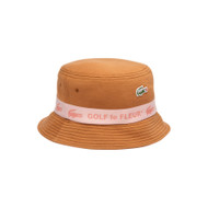 BUCKET HAT - BROWN by GOLF le FLEUR* and LACOSTE