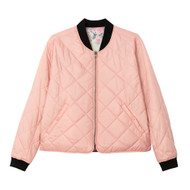 GOLF le FLEUR* BOMBER JACKET - PINK by GOLF WANG