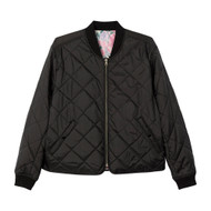 GOLF le FLEUR* BOMBER JACKET - BLACK by GOLF WANG