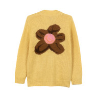 LE FLEUR CARDIGAN - CREAM by GOLF WANG
