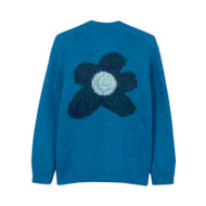 LE FLEUR CARDIGAN - BLUE by GOLF WANG