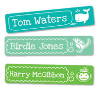 Our Critters Stick On Labels are ideal for animal lovers