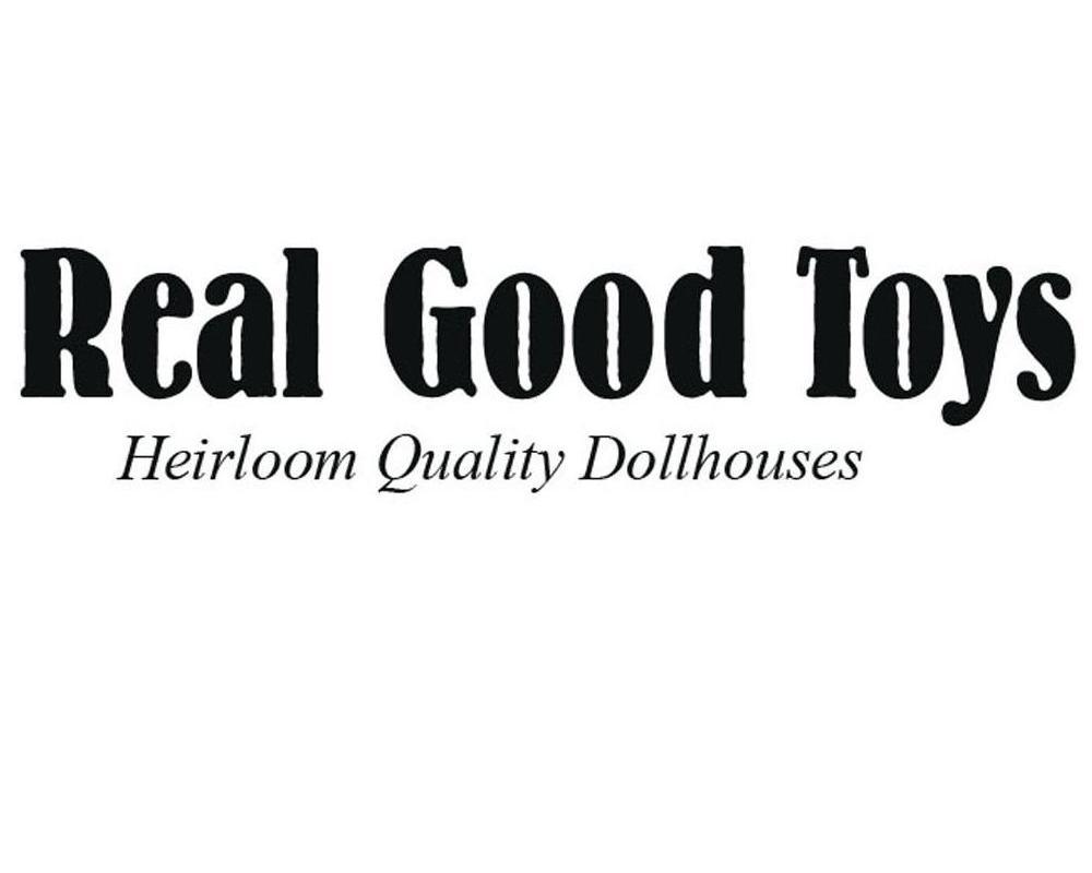 Real Good Toys Logo