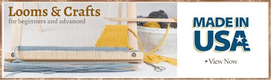 Weaving Looms Banner
