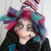 Handmade Marionette - Kvido