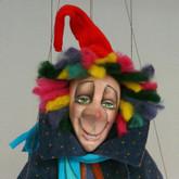 Handmade Marionette - Barvinek