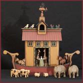 Wooden Noah's Ark #11