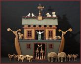 Wooden Noah's Ark #8