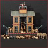 Wooden Noah's Ark #6