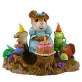 Wee Forest Folk Miniature - Life of the Party! (M-483a)