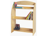 Little Colorado Toddler Kid's Bookcase - Unfinished