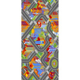 Learning Carpets My Metropolis Play Carpet (LC316)