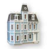 Newport Unfinished Dollhouse Kit