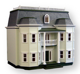 Foxhall Manor Unfinished Dollhouse Kit