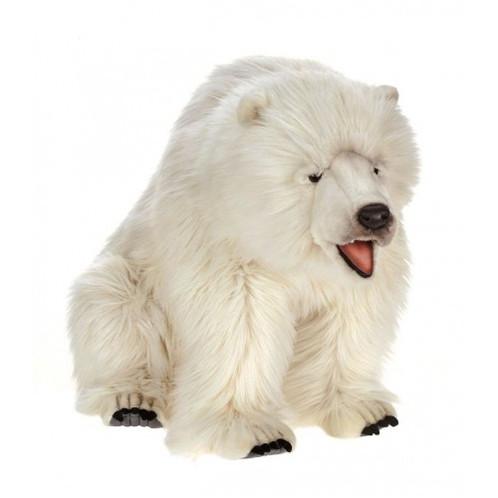 Hansa Polar Bear, Seated 35''L (3106)