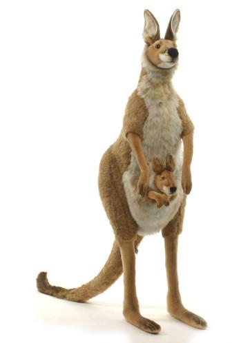Hansa Kangaroo, Life Sz 44'' (3235)