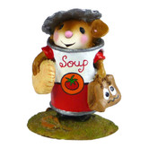 Wee Forest Folk Miniature - Souper Man (M-536)