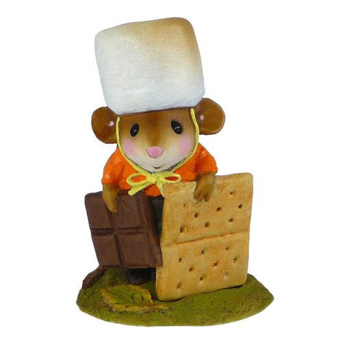 Wee Forest Folk Miniature - S'More Please! (M-537)