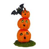 Wee Forest Folk Miniature - Wee Pumpkins Three (A-28)