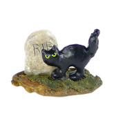 Wee Forest Folk Miniature - Tombstone Kitty (A-29)
