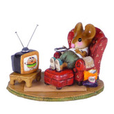 Wee Forest Folk Miniature - Little Couch Potato (M-527)