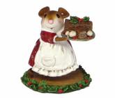 Wee Forest Folk Miniature - Bûche de Noël (M554)