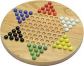 Maple Landmark Wooden Chinese Checkers Game, Cherry