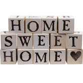 Maple Landmark Chatterblocks (32020) Home Sweet Home