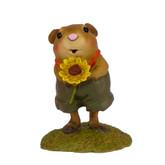 Wee Forest Folk Miniature - Woodchuck (FB-1)