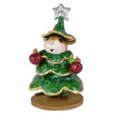 ee Forest Folk Miniature - Chris-Mouse Tree...Lee (M-545)