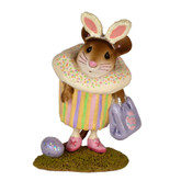 Wee Forest Folk Miniature -  Easter Cupcake Treat Limited Edition (M-574g)