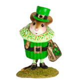 Wee Forest Folk Miniature - Paddy's Cupcake Treat (M-574f) Limited Edition