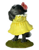 Wee Forest Folk Miniature - Skunk (FB-3)
