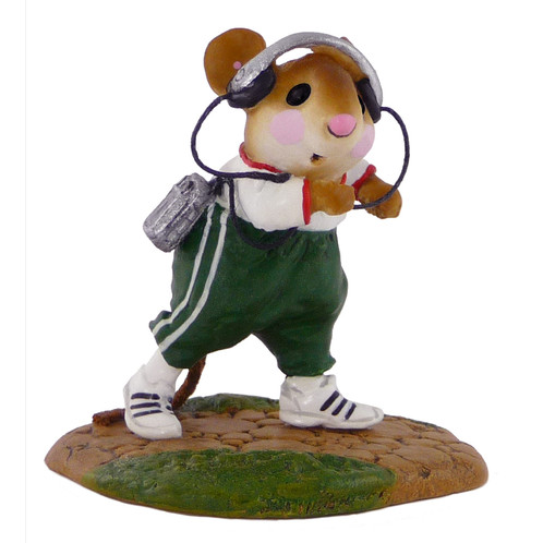 Wee Forest Folk Miniature - Walkmouse (MS-25)